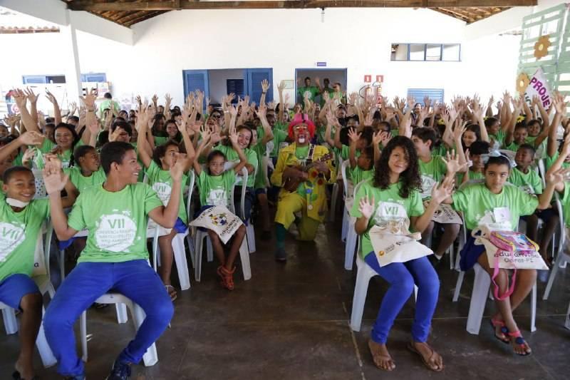Oeiras realiza 7ª Conferência Infantojuvenil pelo Meio Ambiente e 4ª Mostra Educanvisa